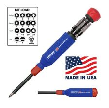Megapro Original 15 in 1 Multi Bit Screwdriver Phillips Torx LIMITED EDITION USA