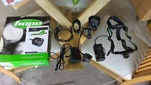 Hope, hope vision, R4, bike light, spares or repair,