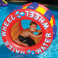 Swimline Water Wheel Pool Toy