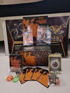 Pokemon Champions Path Elite trainer box kit with Charizard V Promo SWSH050