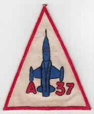 Wartime A-37 Aviation Patch / USAF Insignia