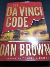 The Da Vinci Code by Dan Brown Hard Cover