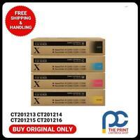 New & Original Fuji Xerox Toner Cartridges CT201213 CT201214 CT201215 CT201216