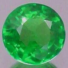 Loupe Clean Very Good Green Loose Sapphires
