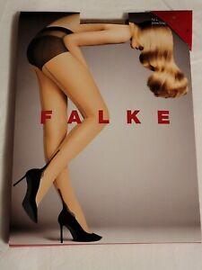 "Falke ""Pin Up"" Fashion Tights, Powder / Black, L"