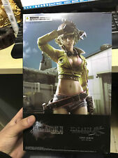 Play Arts PA Kai Final Fantasy XV 15 CINDY AURM Action Figure Statue