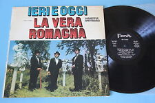 """NICOLUCCI - VERA ROMAGNA """"Ieri e Oggi"""" LP ORIG in OTTIMO STATO - LISCIO"""