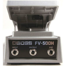 Boss FV-500H High-impedance Volume/Expression Pedal New
