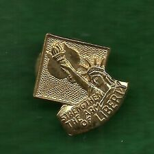 VINTAGE BOY SCOUT - STRENGTHEN THE ARM OF LIBERTY CUB SCOUT PIN