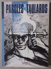 DAVODEAU   ***  PAROLES DE TAULARDS  ***  EO 1999