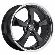 Mickey Thompson Street Comp SC-5 20x9 +32mm Black Machined 05-2014 Ford Mustang