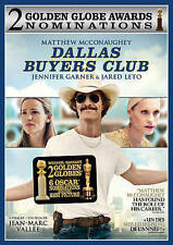 Dallas Buyers Club (DVD) McConaughey // Garner // Leto