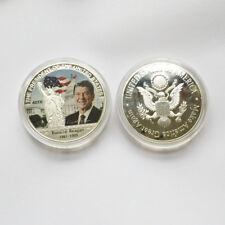 40th President Ronald Reagan Eagle Commemorative Coin Make America Great Again