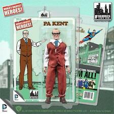 SUPERMAN RETRO 8 INCH ACTION FIGURE; PA KENT   SERIES 3  MOSC  NEW