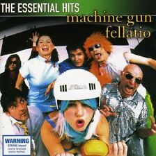 MACHINE GUN FELLATIO The Essential Hits CD BRAND NEW