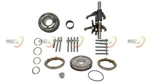 F40 Gearbox - 2nd Gear (51T) Master Repair Kit With Hub & Synchromesh