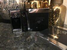 Prada L'homme Intense: Mini Splash, .3 oz., Cleanser, .51 oz., Sample, Gift Box
