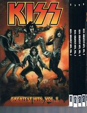 KISS Greatest Hits Volumes 1-5 TPBs + Solo IDW Comics