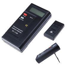 Digital Electromagnetic Radiation Detector EMF Gauss Meter Ghost Hunting Tester