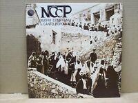 NCCP - Nuova Compagnia Di Canto Popolare - LP - 33 RPM - GATEFOLD - EMI 1973
