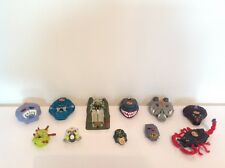 +++ Lot De 11 Mighty Max Vintage Bluebird +++
