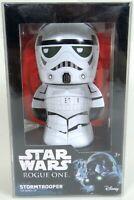 STAR WARS Toy Tin Wind Up Stormtrooper Robot Schylling Disney BeBot Rogue 1 New