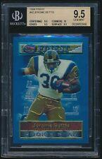 1994 Finest Rookie Star #42 Jerome Bettis BGS 9.5