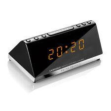 NAF NAF Morning Radiowecker Uhrenradio mit LCD Display Reise Alarm Wecker