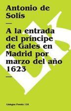 A LA ENTRADA DEL PRINCIPE DE GALES EN MADRID PO - NEW PRE-LOADED AUDIO PLAYER BO
