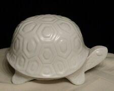 Jonathan Adler Ceramic Menagerie Turtle Box Off White PERFECT