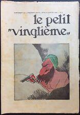 TINTIN Le Petit Vingtième n°2 du 11 janvier 1934 État correct