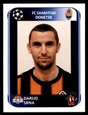Panini Champions League 2010-2011 Darijo Srna FC Shakhtar Donetsk No. 505
