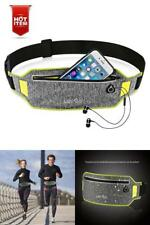Running Belt Phone Keys Waistband Sweatproof Pouch Belt for Fitness or Travel