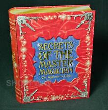 Secrets of the Master Magician: An Apprentice's Manual Magic Kit