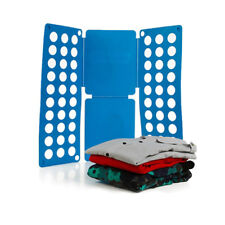 Kids Adult Laundry Magic Fast Speed Folder Clothes T-Shirt Fold Board Organizer