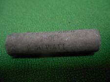 Resistor 250 Ohm Power Resistor Radio Spares 10 Watt