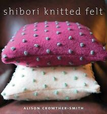Shibori Knitted Felt by Crowther-Smith, Alison