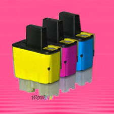 3P LC41 INK CARTRIDGE FOR BROTHER MFC 3240C 820CW 410CN