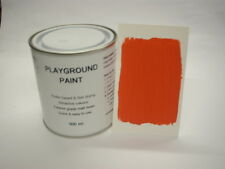 1 x 500ml Playground Paint. 11 Bright Colours. Play-school Nursery Floor Lines