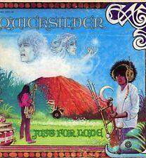 "QUICKSILVER MESSENGER SERVICE ""JUST FOR LOVE"" ORIG US 1970 VG+/EX"