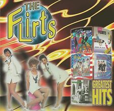 The Flirts - Greatest Hits    New cd  in seal ( Bobby O  Orlando )