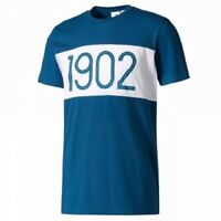 adidas Men's Real Madrid SGR Soccer T-Shirt (Blue) BR2510*