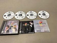 Final Fantasy VIII (PlayStation 1, 1999)