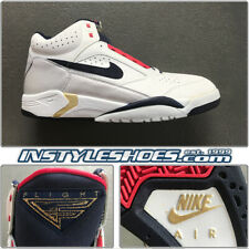 1992 Nike Air Flight Lite Olympic Sz 15 DS Pippen Mullin USA Dream Team Vintage