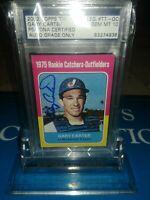 2002 Topps Team Legends GARY CARTER Autograph PSA/DNA10 💎1975 Rookie CERT~HOF🔥