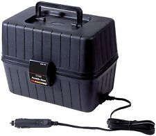 12v Portable In Car Stove Food Warmer Truck Oven Warming Chest Trucker Cooker