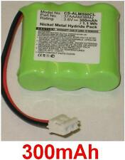 Batería 300mAh Para V TECH tipo 2422 80-5074-00-00 TL2615