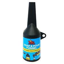 Tiki Snap & Pour Spout Torch Fuel Filling Funnel Re-Fill Accessory Attachment