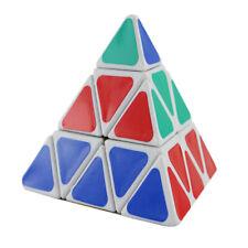 Children Magic Cube Twist Triangle Pyramid Pyraminx Puzzle Kids Adult Toys