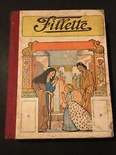 [10988-B19] Album - Recueil - Fillette - 1936 - Du n°1450 au n°1501